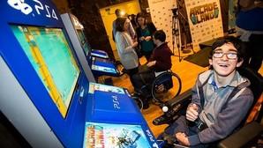 Crean en España el primer videojuego del mundo adaptado para personas con parálisis cerebral