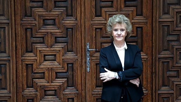 """La Defensora del Pueblo Soledad Becerril afirma que la corrupción """"desacredita"""" a las instituciones"""