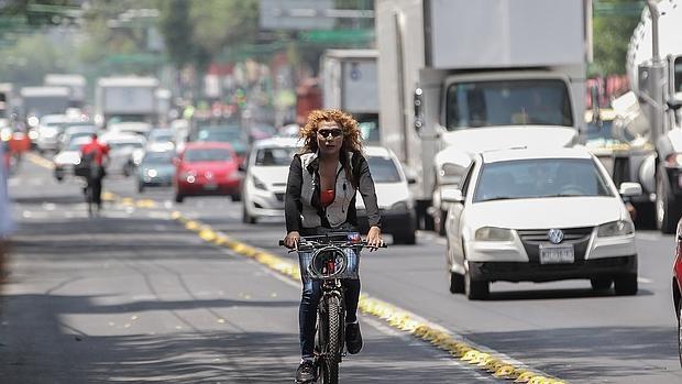 México D.F., una de las ciudades con mayor índice de contaminación del planeta