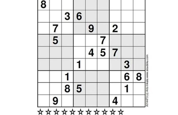 Mejor precio guapo realmente cómodo Eres capaz de resolver el sudoku más difícil del mundo?