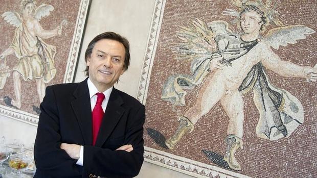 El presidente de Transparencia Internacional España, Jesús Lizcano