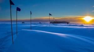 El CO2 bate un récord en el Polo Sur de hace 4 millones de años