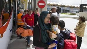 Alrededor de 16.400 solicitudes de asilo siguen pendientes de resolución en España