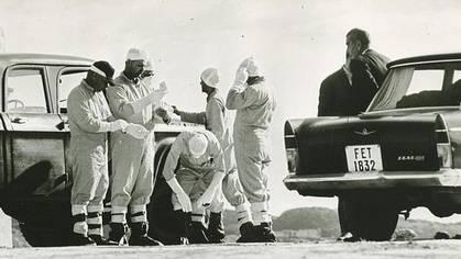 Veinte de los militares de EE.UU. que limpiaron Palomares sufrieron cáncer