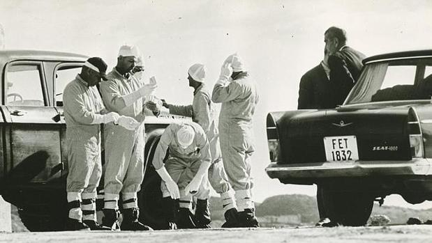 Hemeroteca: Más de 20 de los militares de EE.UU. que limpiaron Palomares sufre cáncer   Autor del artículo: Finanzas.com