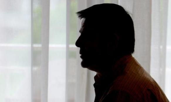 Facultativo a contraluz. Fue agredido en 2005 en el CAP de Trinitat Nova, Barcelona