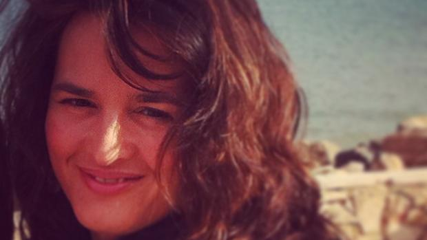 Rosana Cervera, paciente con dolor crónico