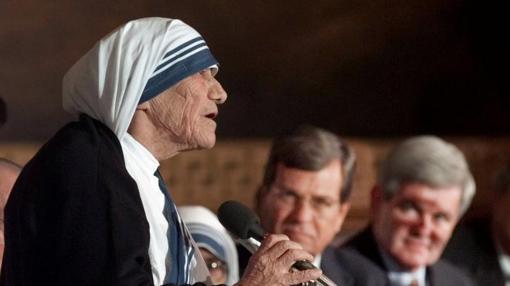 Las Frases Celebres De La Madre Teresa De Calcuta