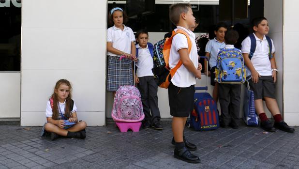 Unos padres pagan 1.440 euros de multa por 247 faltas de
