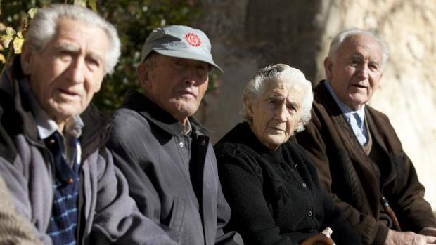 Resultado de imagen para españa érspmas de 65 años
