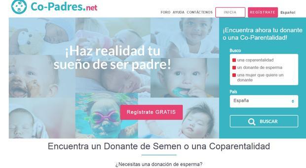 Una de las webs que ofrecen el servicio
