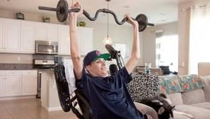 Un paralítico recupera movilidad en brazos y manos tras inyectarle 10 millones de células madre