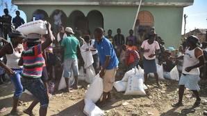 Haití pide auxilio: «Si no hay una respuesta rápida, lo peor vendrá en dos meses»