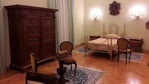 El dormitorio privado del Papa en Castel Gandolfo se abre al gran público por deseo de Francisco