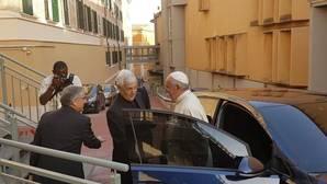 El Papa recuerda a los jesuitas que el corazón de Ignacio «se inclinaba hacia la ayuda de los prójimos»