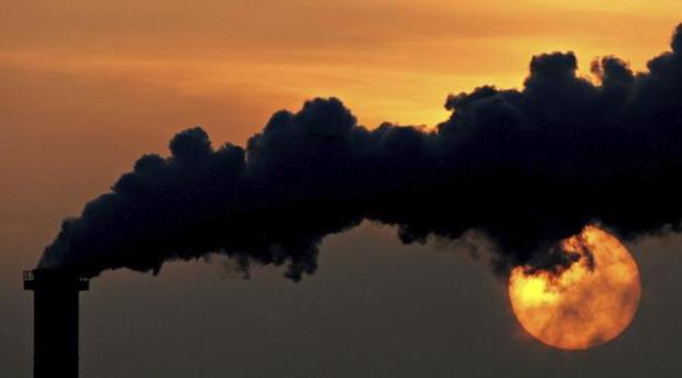 En 2015 se ha batido el récord de gases de efecto invernadero