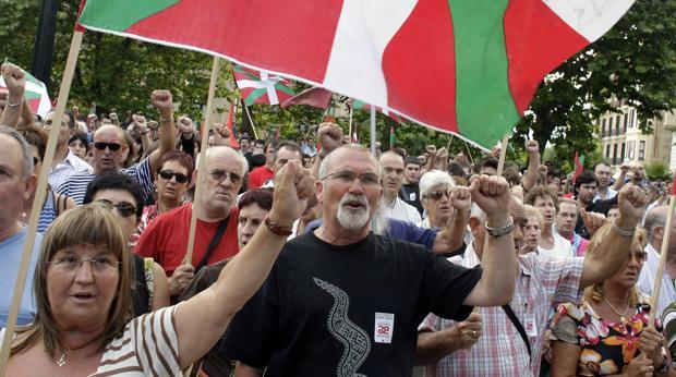 Solo uno de cada cinco vascos apoya la independencia