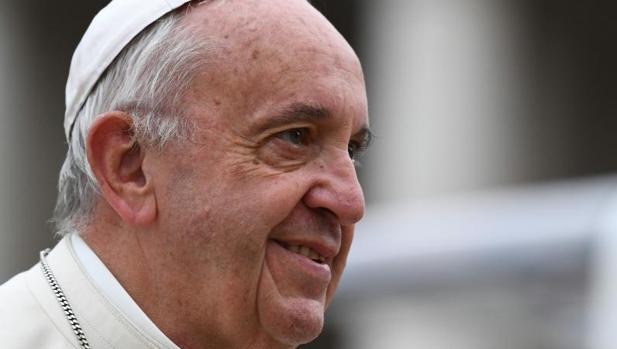 El Papa en la audiencia general de este miércoles