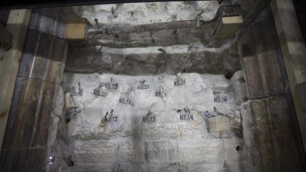 Primeras imágenes de la tumba de Jesucristo