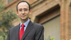 Josep María Garrell, rector de la Universidad Ramon Llull