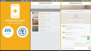 Primera «app» para diagnosticar problemas en la piel