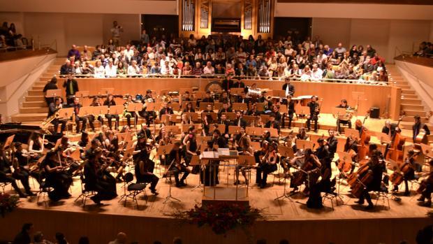 La Orqueta Iuventas será la encargada de ofrecer el recital el próximo domingo