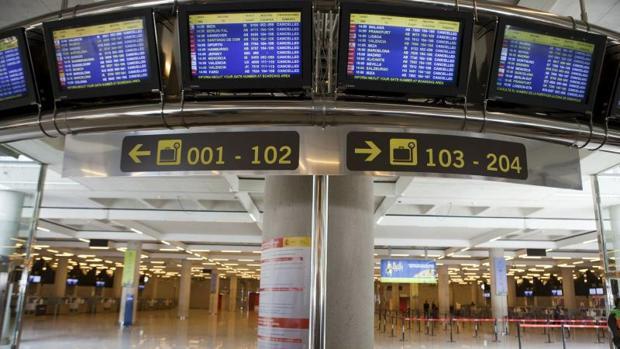 La demandante trabaja desde 2007 en el servicio de «handling» de Acciona en el aeropuerto de Son Sant Joan