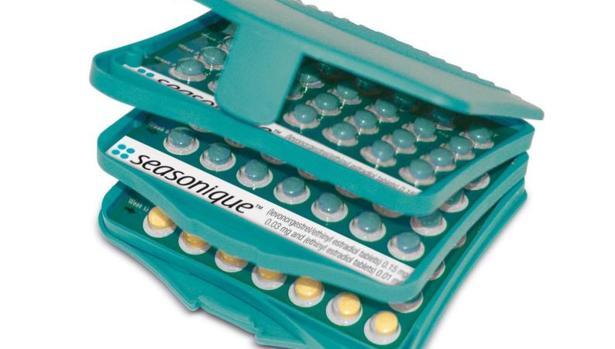 olvide tomar 3 pastillas anticonceptivas y me bajo