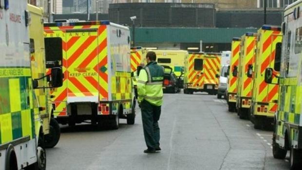 Las urgencias han rechazado a pacientes que llegaban en ambulancia