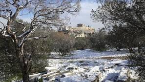 Ya van más de 80 muertos por la ola de frío en Europa