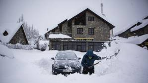 «Llevábamos un par de años sin esta cantidad de nieve, pero eso era lo inusual»