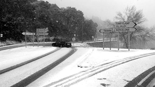 Carreteras de Cataluña en diciembre de 2001