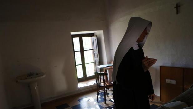 El informe precisa que hay conventos que ingresan menos de 100 euros brutos al mes