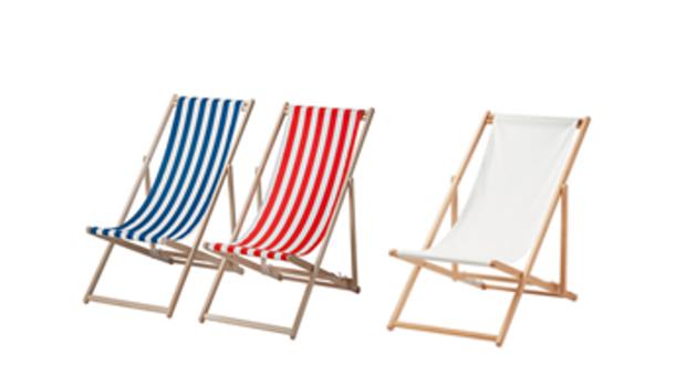 Los siete productos que ikea se vio obligada a retirar - Silla para la playa ...