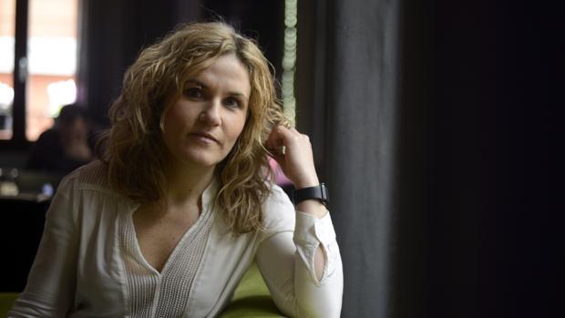 Silvia Congost, psicóloga experta en conflictos de pareja, posa durante su entrevista