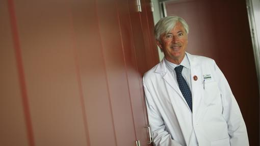 De Lacy es jefe de Cirugía Gastrointestinal del Clínic