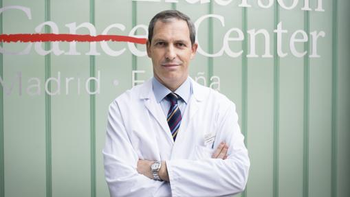 Santiago González, presidente de la Sociedad Europea de Oncología Quirúrgica