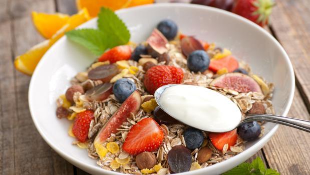cereal mejor para bajar de peso