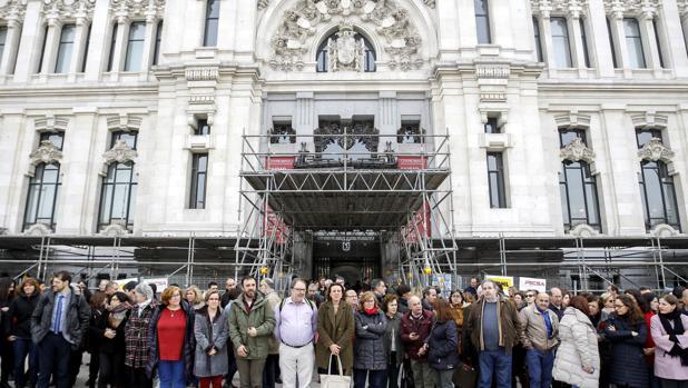 Concentración esta semana en Madrid contra las cinco últimas muertes por violencia machista
