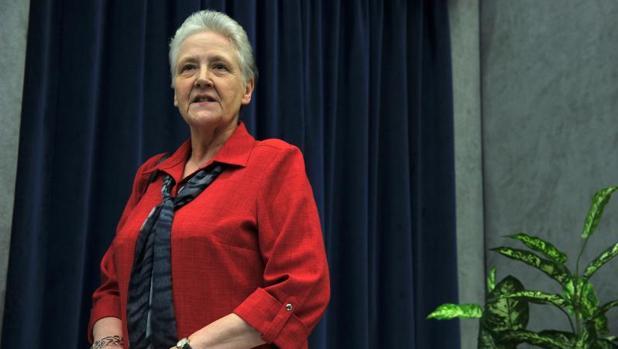 Marie Collins fue víctima de abusos sexuales por parte de un sacerdote
