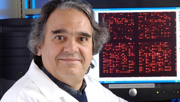 El investigador del cáncer Carlo Croce