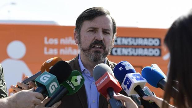 Ignacio Arsuaga, presidente de Hazte Oír