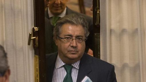 Juan Ignacio Zoido, minstro del Interior