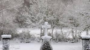 Nieve y granizo en primavera: el mal tiempo se instala en la Península
