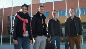 Estudiantes Erasmus de la Universidad de Sevilla