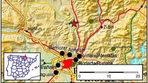 Réplica de terremoto en Pamplona