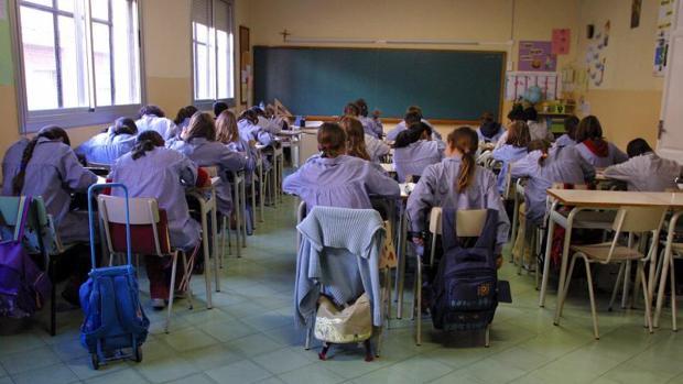 Escuela concertada católica en Barcelona