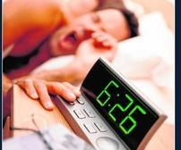 Más del 72% de los españoles duermen menos de las siete-ocho horas recomendadas. el 20,1% de la población se levanta entre las 6.00 y las 7.00 de la mañana, y un 35,5% entre las 7.00 y las 8.00 horas