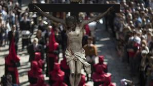 Cristo de la Luz en Valladolid