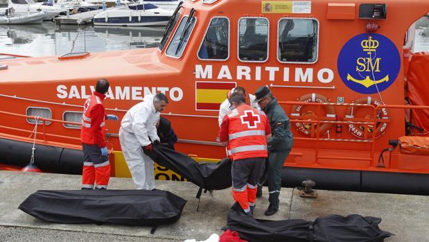 Entre enero y junio de 2016, los inmigrantes detectados en la ruta marítima aumentó un 55%, según Frontex